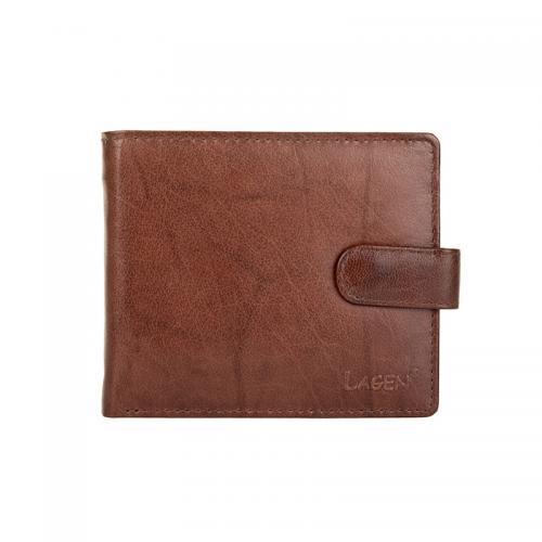 Lagen W 2006  hnědá peněženka