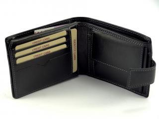 Lagen V 98/T černá  peněženka