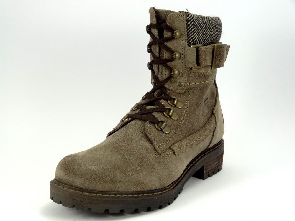 Klondike V355kotníková obuv dámská hnědá 09fea3f8af5