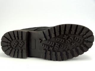 KlondikeWR78 polobotky pánské černé