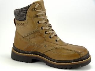 Klondike V306zimní obuv dámská hnědá