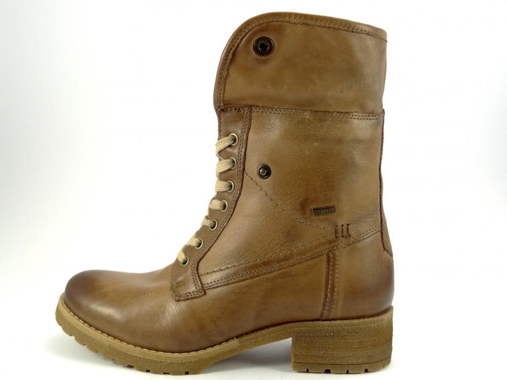 KlondikeV374 zimní kotníková obuv hnědá 4b59a1e39e