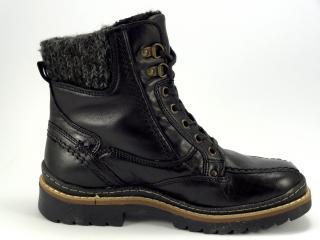 Klondike V306 kotníková obuv zimní černá