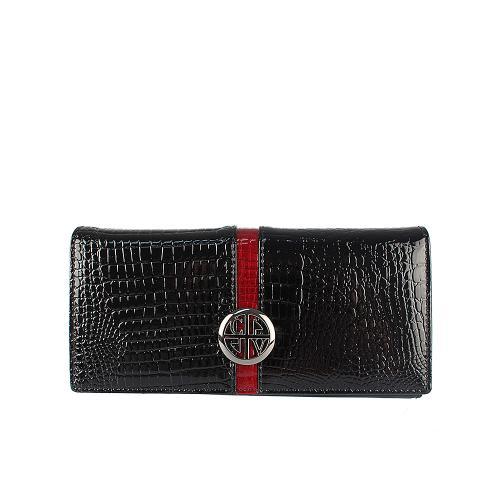 Cavaldi H24 peněženka černá