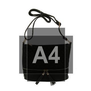 Gallantry  F741 kabelka černá