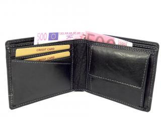 Lagen peněženka černá 1998/T