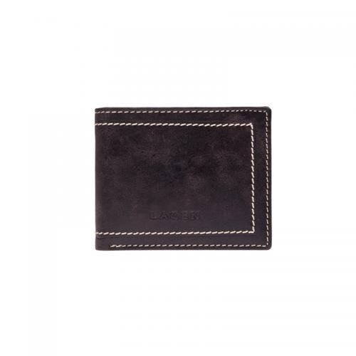 Lagen W 8193 peněženka  hnědá
