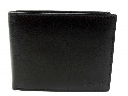 Lagen V 73 black pánská peněženka