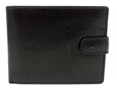 Lagen V 42 black pánská peněženka
