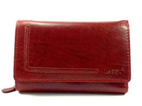 Lagen HT 32/T red peněženka