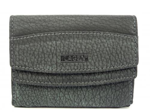 Lagen V 43/W černá  peněženka