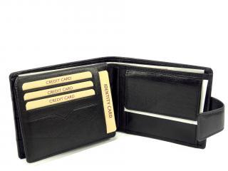 Lagen peněženka černá V 98