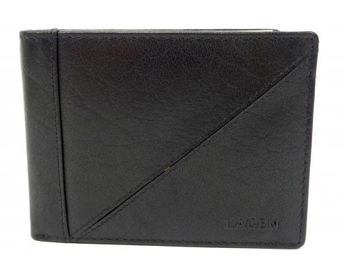 Lagen peněženka black pánská