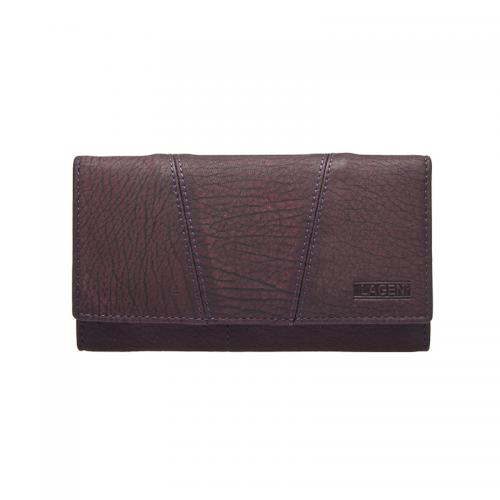 Peněženka Lagen purple PWL 388/W