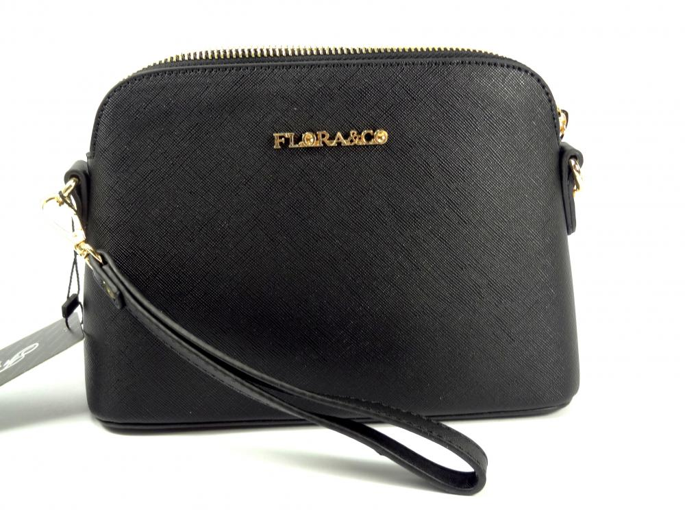 14973517ee6 Flora Co F3765 černá kabelka malá
