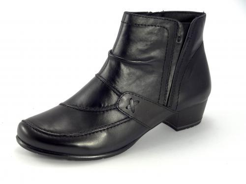 Jana kotníková obuv, modrá