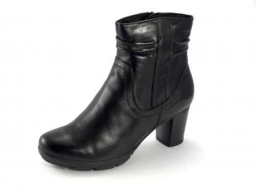 Kotníková obuv Jana, černá