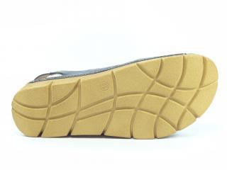 Aurelia 518 letní obuv granát