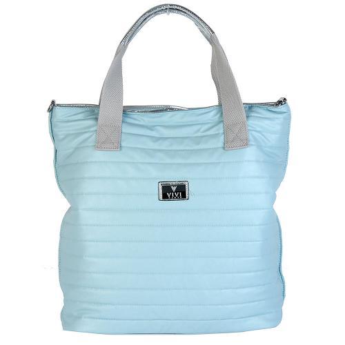 Vivi A1817 kabelka modrá