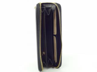 David Jones AP050 černá peněženka