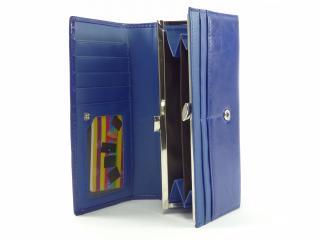 Cavaldi GD2114 modrá peněženka