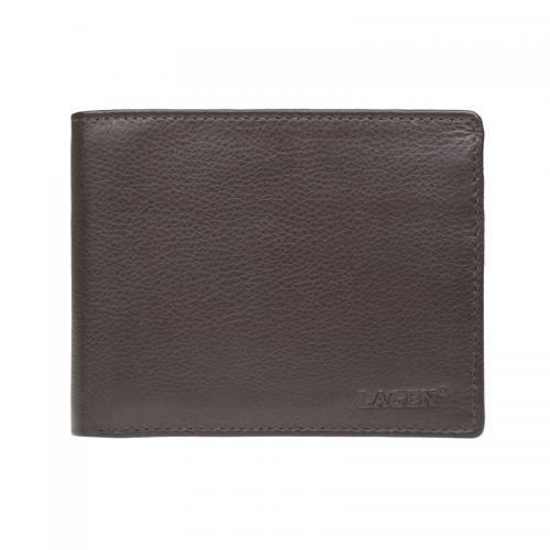 Lagen W113 brown  peněženka hnědá