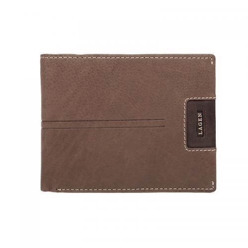 Lagen LG1133 OAK/brown peněženka