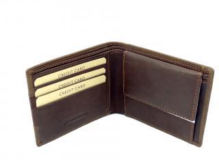 Lagen LG1134 OAK/brown  peněženka