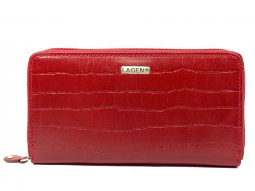 Lagen 3771/C červená  peněženka