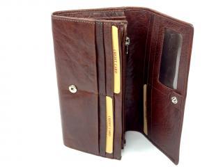 Lagen LN55416/M1cognac peněženka