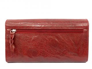 Lagen LN55416/M1 red peněženka