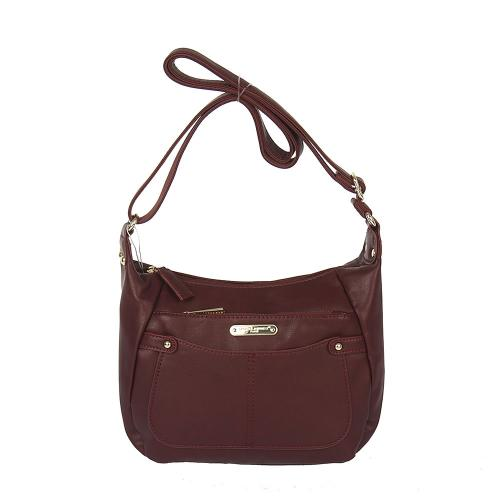 David Jones 5231/3 kabelka plum