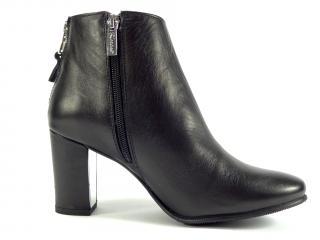 Karino 1811 kotníková obuv černá