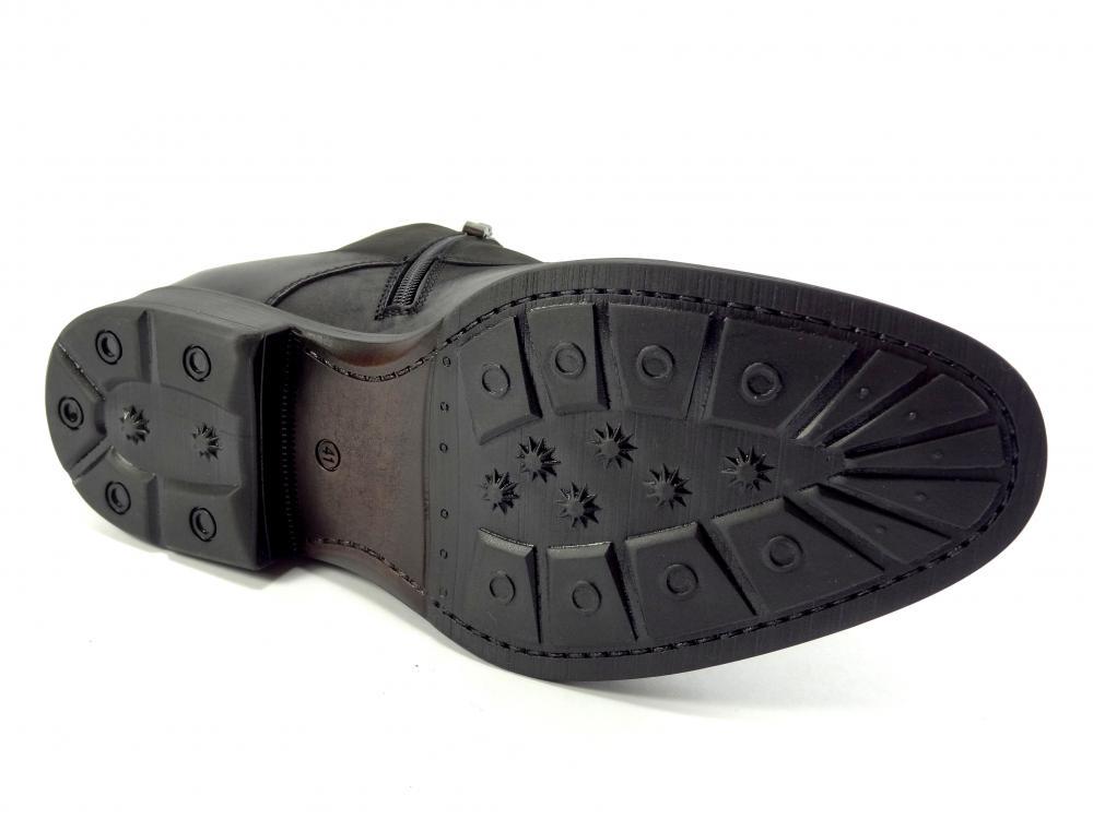 2331525715a Zadora 807 černá kotníková obuv