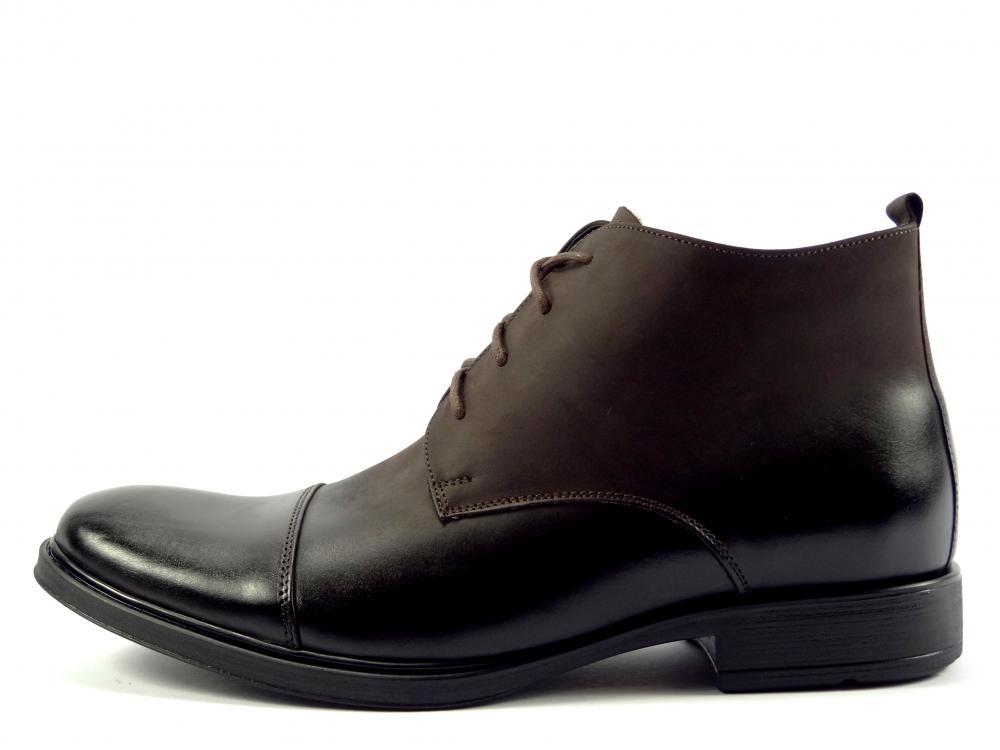 0740c6a879b Zadora 807 hnědá kotníková obuv