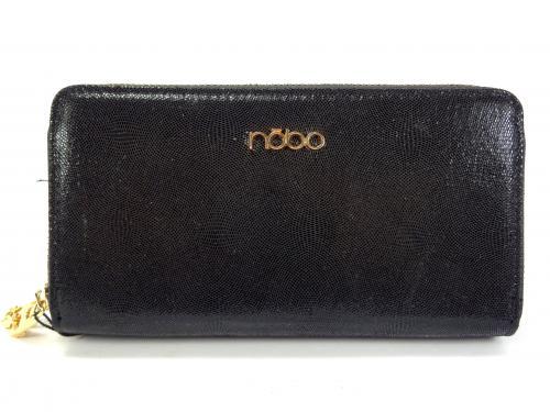 Nóbo černá peněženka 020