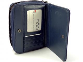 Nóbo navy peněženka C013