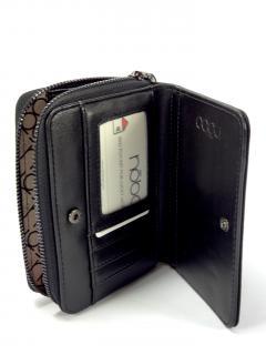 Nóbo 20 černá peněženka