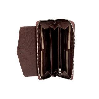 Lagen LN55594/M2cognac peněženka