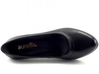Lodičky Aurelia černé