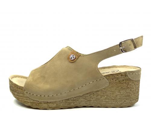 Kampa camel letní obuv na klínku 69