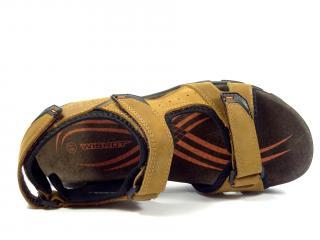 John Wishot hnědý sandál 345