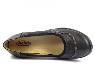 Helios 330 polobotka černá na klínku