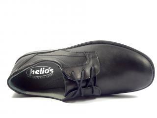 Helios 872 polobotka černá