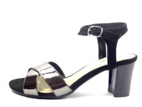 Aurelia společenská obuv černá