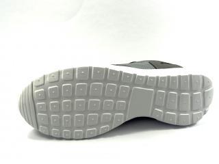 Aurelia šedá textilní obuv 5533