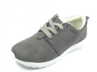 Aurelia sportovní obuv šedá 5533