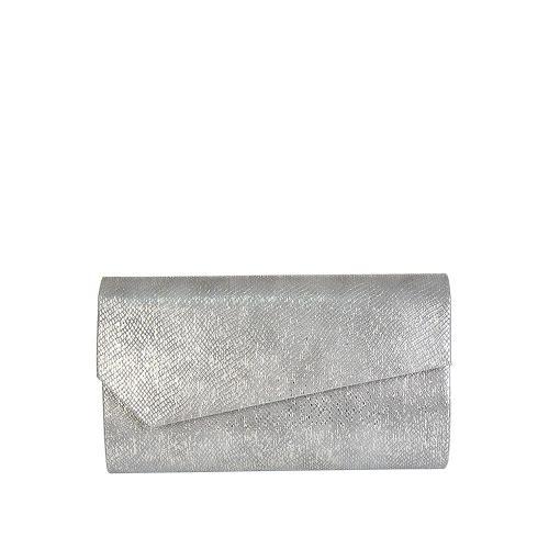 Psaníčko P0303 18/23 stříbrné vzor
