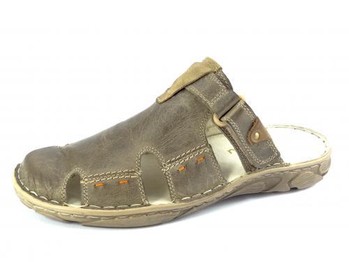 Mateos letní obuv hnědá 508