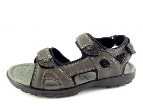 Wishot sandál šedý 432